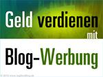Geld verdienen mit Blog-Werbung