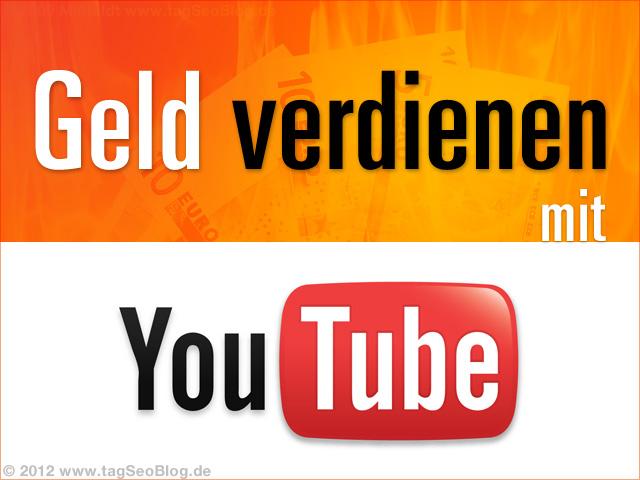 Geld verdienen mit YouTube Videos