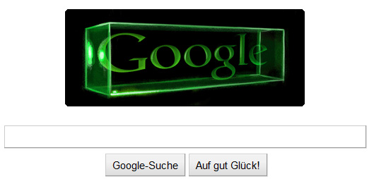 Google-Doodle Dennis Gabor