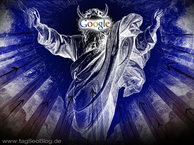 Google hat sich verändert ...