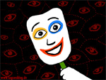 Die nette Google Maske