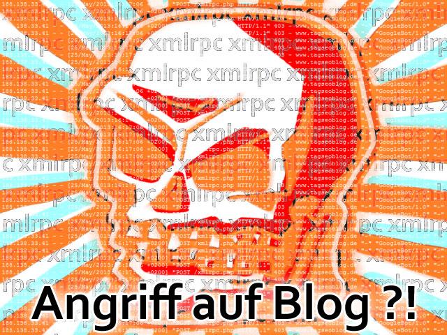 Hackerangriff auf tagSeoBlog