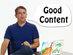 Matt Cutts: Good content!