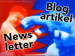 Newsletter vs. Blogartikel