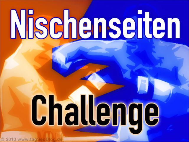 Nischenseiten Challenge 2014