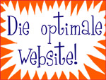 Die optimale Website