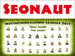 Seonaut Motivationskalender Campixx 2011