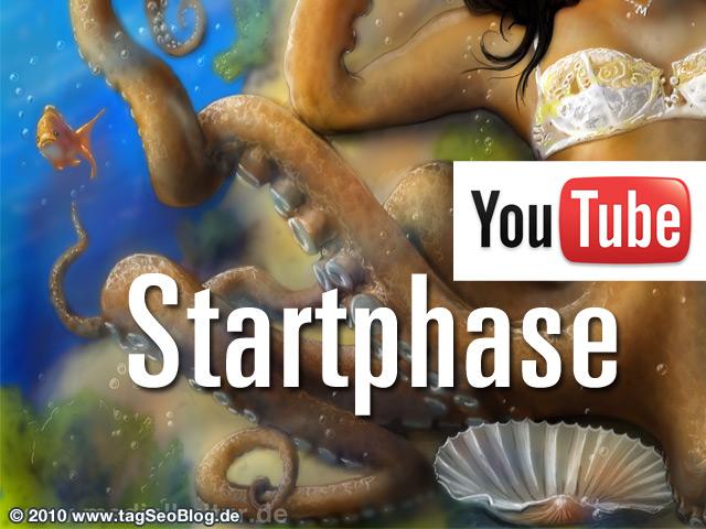 youTube Video optimieren in der Startphase