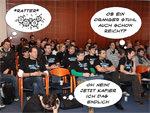 Oranger Stuhl - Ratter - Oh nein!