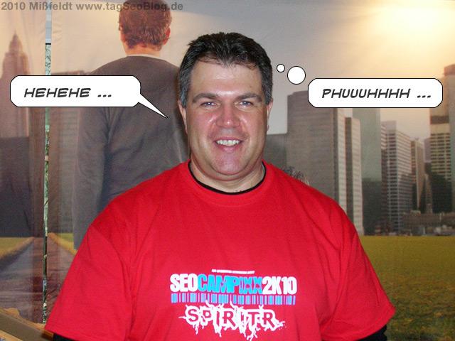 Der große Organisator - Seonaut Marco Janck