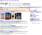 Bing wirbt bei Google (04.06.2009)