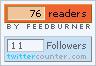 Feedreader / Twitter