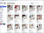 Google Bildersuche mit Shopping-Thumbnails