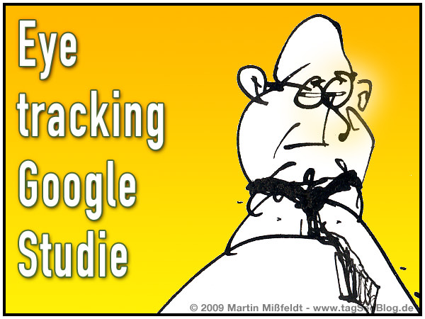 Eye tracking - Google Studie