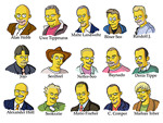 German Seos as Simpsons Extended