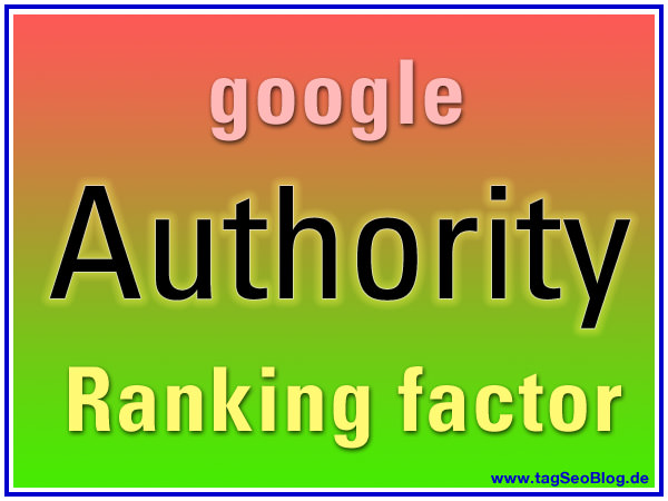 Google Authority