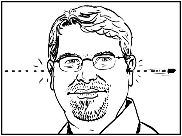 Matt Cutts Portrait
