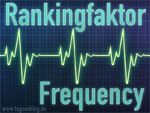 Rankingfaktor Frequency