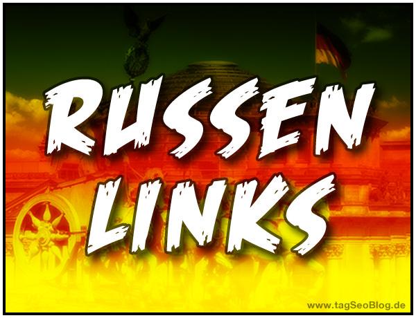 Russenlinks – beeinflussen die google SERPs