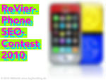 SEO Contest Revierphone (funny iPhone G4)