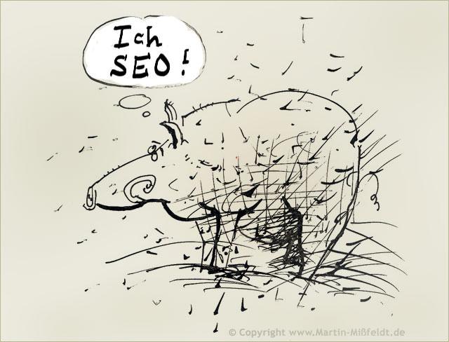 SuchmaschinenOptimierung (Seo Schwein)