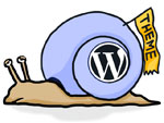 Wordpress is ne Schnecke