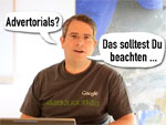 Advertorials? Seo-Tipps von Matt Cutts