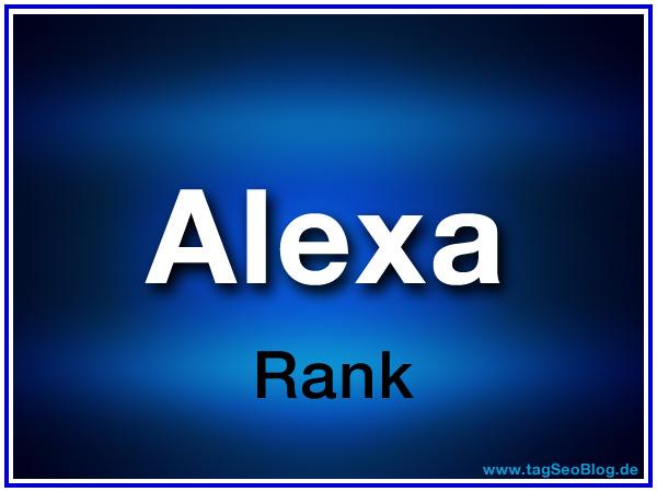 Alexa Rank (von Amazon)
