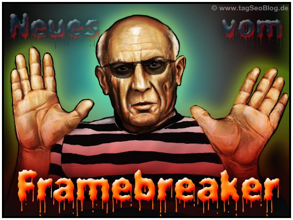 Bildersuche FrameBreaker JavaScript (Frame entfernen)