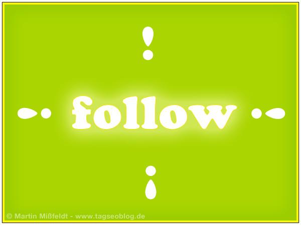 Follow Bild - Blog-Kommentare auf nofollow? Pro und Contra