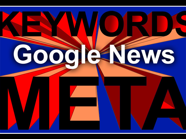 Google News - Neues Meta-Keyword-Tag