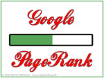 Google pageRank-Update