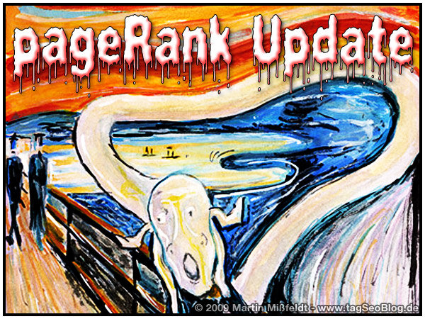 Uuuhh - Google Pagerank Update