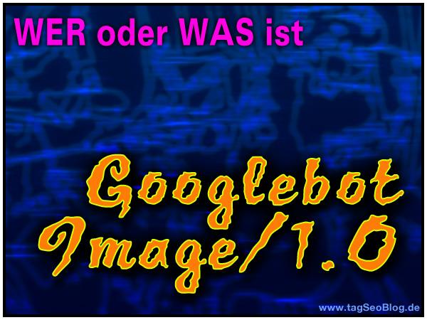 Googlebot Image Crawler