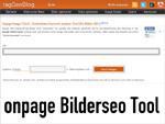 onpage Bilderseo Tool