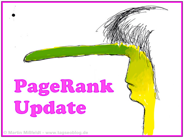 Google PageRank Toolbar Update gestartet (Juni 2009)