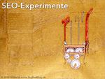 SEO Experiment - Analyse und Erkenntnis?