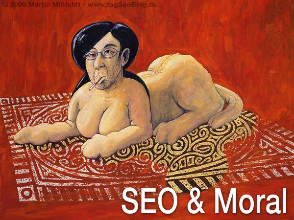 SEO und Moral - Adsense-Werbung auf häßlichen Websites