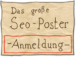 Seo-Poster Anmeldung