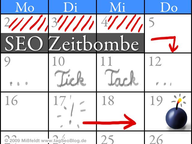SEO Zeitbombe
