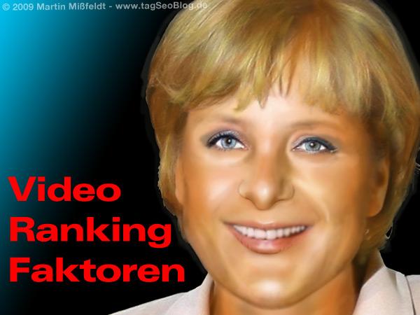 Video Ranking Faktoren