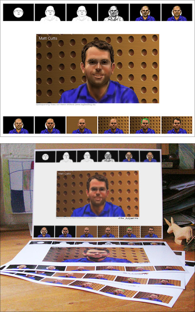 Matt Cutts - Print-Foto