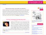 Medialkultur - gutes Blogdesign