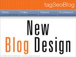 New Blogdesign
