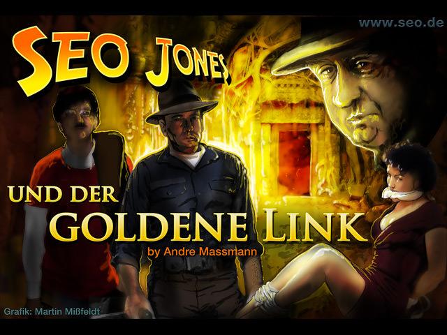 Seo Jones und der goldene Link