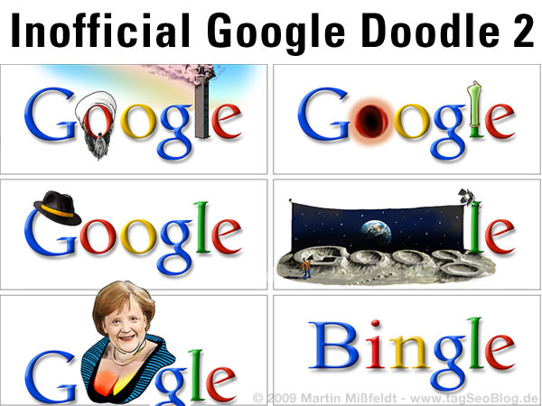 Unofficial Google Doodles 2