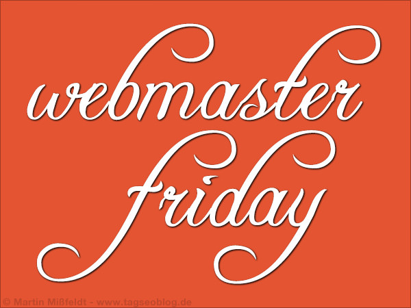 Webmaster Friday Logo