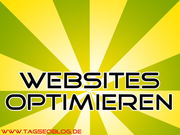 Websites optimieren