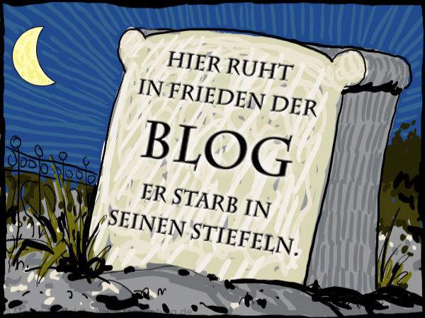 Das große Seo-Blog sterben???