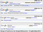 Design & Funktionen Google Bildersuche